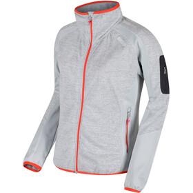 Regatta Laney IV Fleece Jacket Women Light Steel Marl/Light Steel
